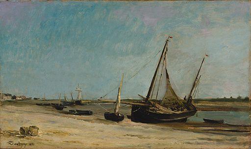 Daubigny Painting