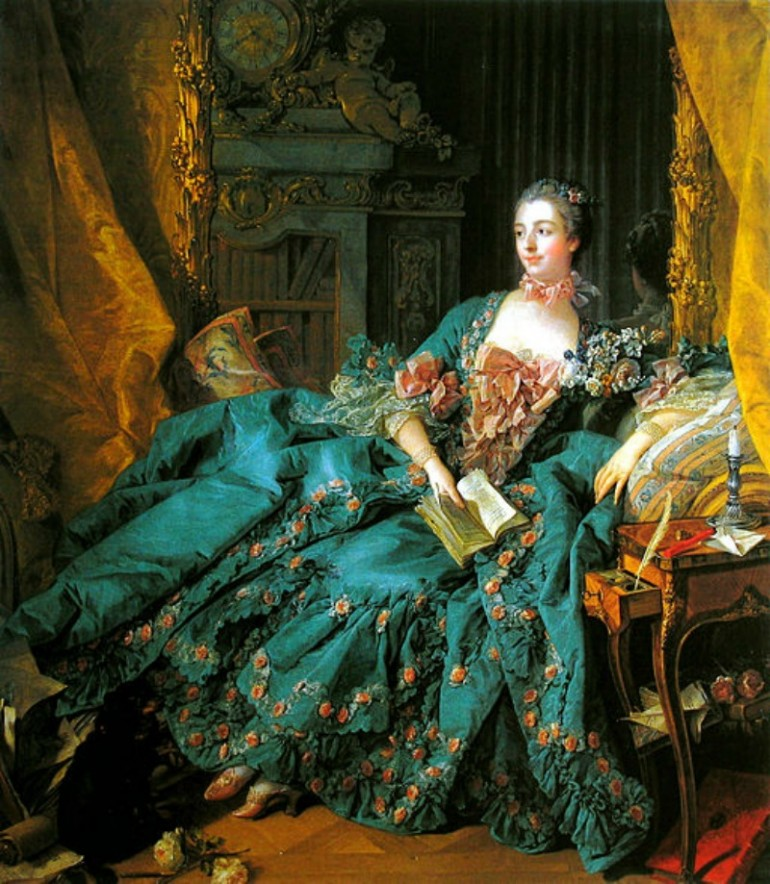FRANÇOIS BOUCHER, ONE OF THE MOST SUCCESSFUL 18TH CENTURY ROCOCO ARTISTS AND THE FIRST PAINTER TO KING LOUIS XV