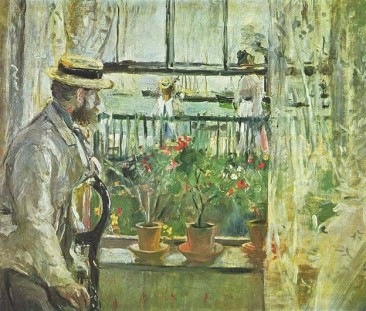 THE EXTRAORDINARY TALENTS OF BERTHE MORISOT, 19TH CENTURY FRENCH IMPRESSIONIST PAINTER