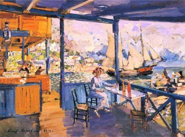 KONSTANTIN KOROVIN, ONE OF RUSSIA'S TOP IMPRESSIONIST ARTISTS