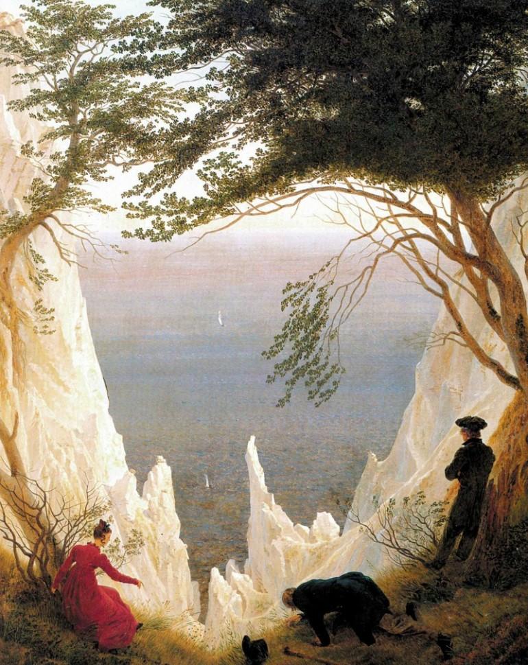 THE MOST IMPORTANT GERMAN ARTIST IN THE 19TH CENTURY – CASPAR DAVID FRIEDRICH