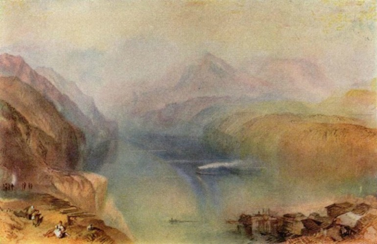 HISTORY AND DEVELOPMENT OF WATERCOLOR AS A FINE ART MEDIUM