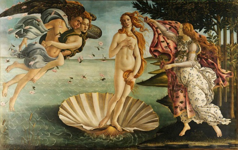 THE ETHEREAL BEAUTY OF SANDRO BOTTICELLI'S PAINTINGS
