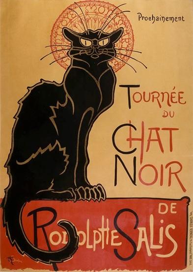 Tour of Rodolphe Salis' Chat Noir