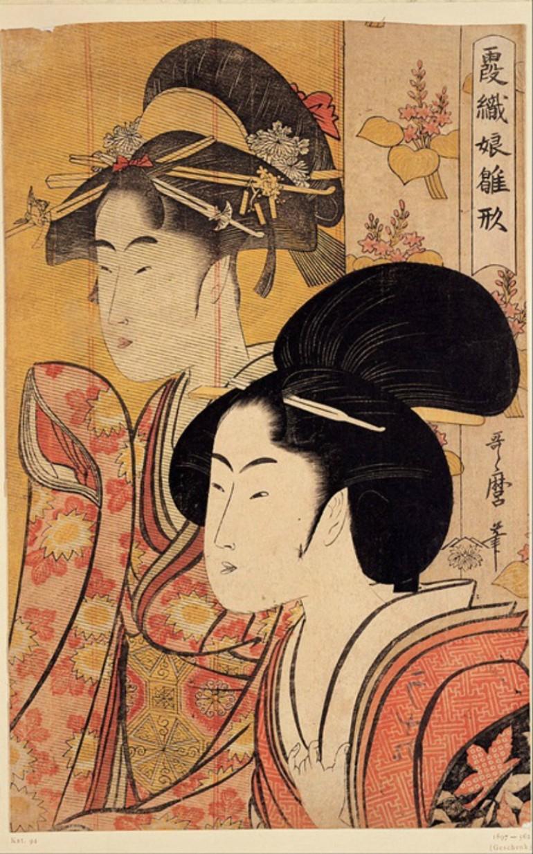 UKIYO-E, THE TRADITIONAL JAPANESE WOODBLOCK PRINTMAKING  TECHNIQUE