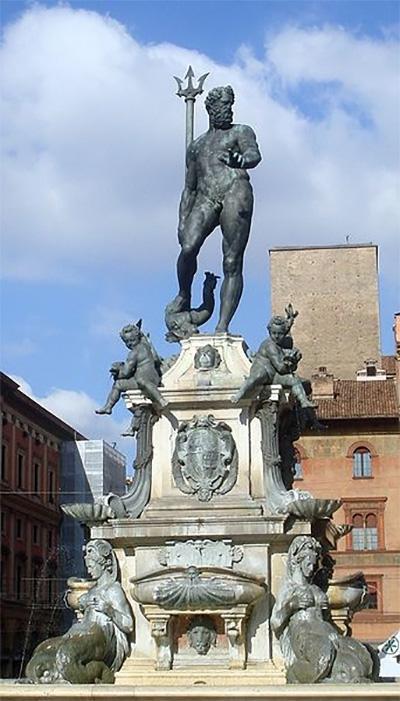 Bologna Fontana del Nettuno