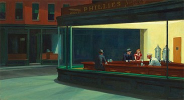 THE STORIES WITHIN THE PAINTINGS OF EDWARD HOPPER, THE GREATEST AMERICAN GENRE PAINTER