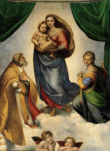 """Raphael: """"Il Divino"""" and One of the Supreme Masters of the Italian High Renaissance Period"""