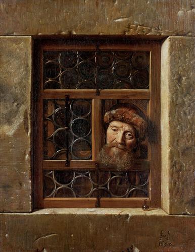 Samuel Dirksz van Hoogstraten Painting