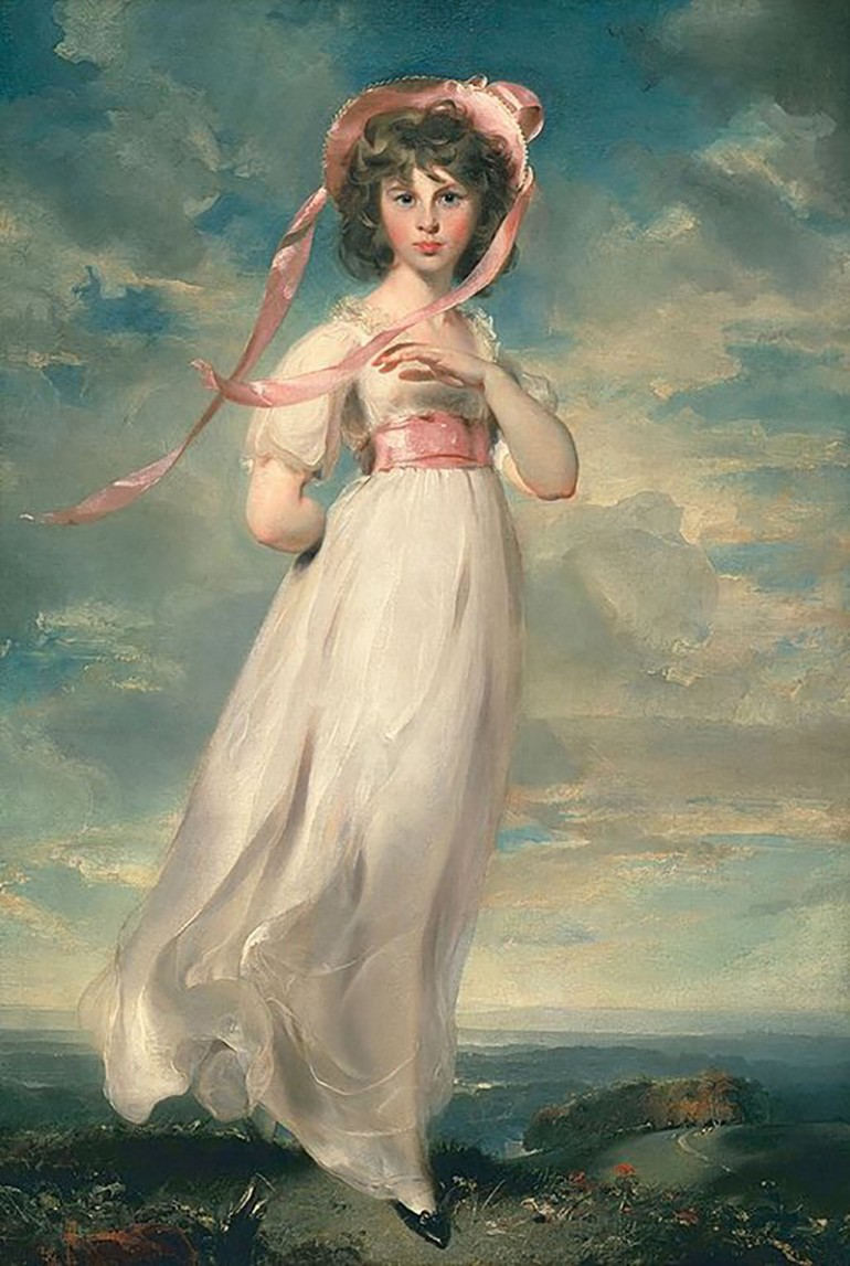 THOMAS LAWRENCE, ONE OF THE BEST ENGLISH FIGURATIVE PAINTERS