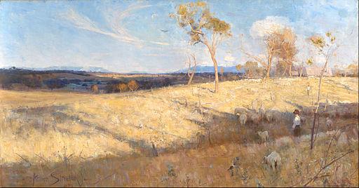 Arthur_Streeton_-_Golden_summer,_Eaglemont_-_Google_Art_Project