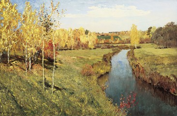 "THE ""MOOD LANDSCAPES"" OF ISAAC LEVITAN, ONE OF RUSSIA'S BEST LANDSCAPE ARTISTS OF THE 19TH CENTURY"