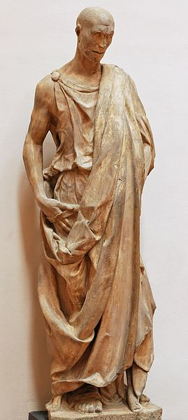 Zuccone Donatello OPA Florence