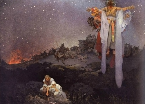 Alphonse Mucha Art
