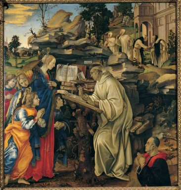 FILIPPINO LIPPI, ONE OF THE MOST EXPRESSIVE AND INVENTIVE OF THE HIGH RENAISSANCE OLD MASTERS