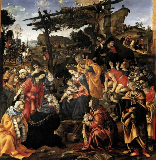 Filippino Lippi Art