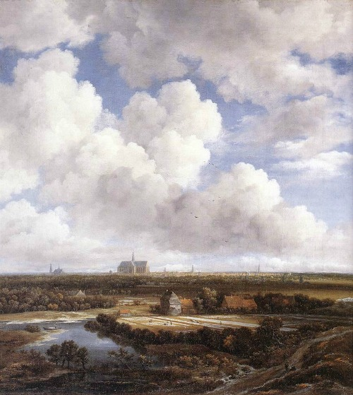Jacob Van Ruisdael Art