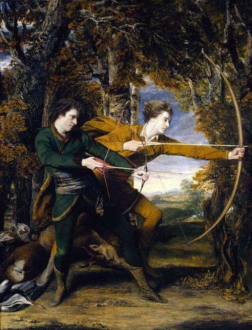Joshua Reynolds Art