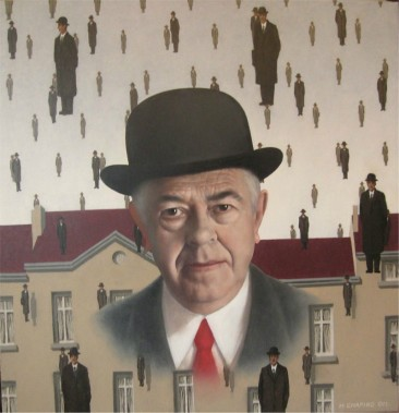 THIS IS NOT A PIPE AND THE TREACHERY OF IMAGES: RENE MAGRITTE AND HIS THOUGHT PROVOKING WORKS OF ART