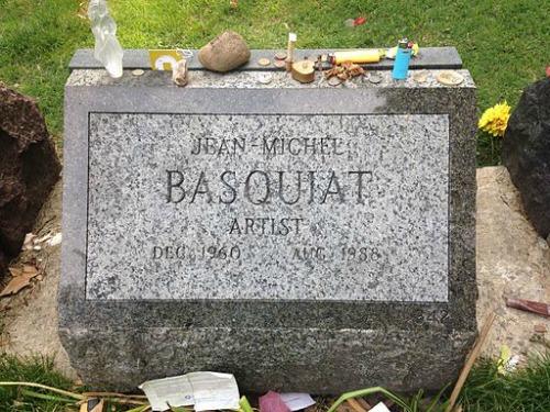 Jean-Michel Basquiat Death