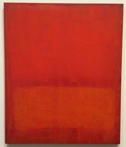 Mark Rothko Art