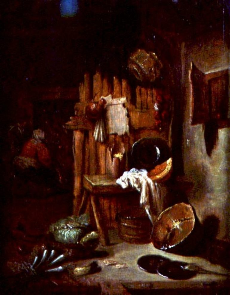 WILLEM KALF, THE LEADING STILL-LIFE PAINTER IN HOLLAND DURING THE MID-17TH CENTURY