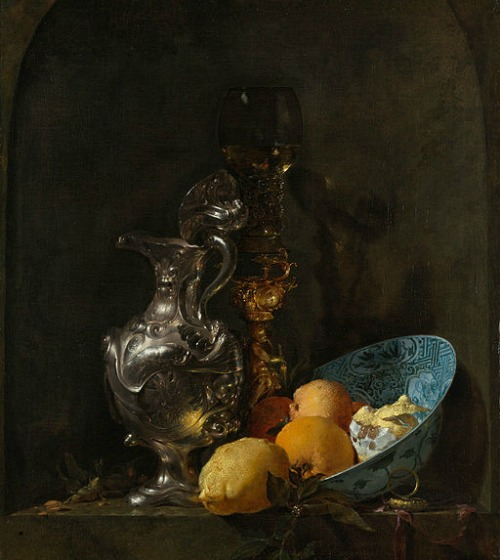 Willem Kalf Painting