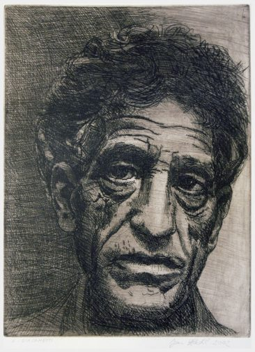 ALBERTO GIACOMETTI, A CUBIST, EXISTENTIALIST AND SURREALIST ALL ROLLED INTO ONE