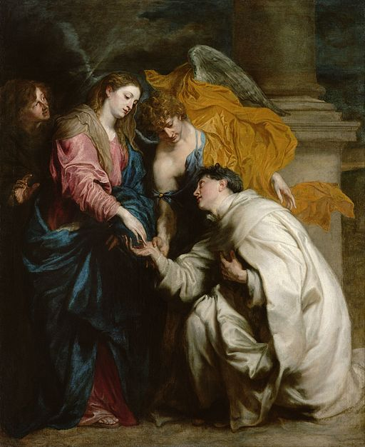 Anthony Van Dyck Painting