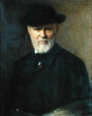 REMARKABLE PAINTINGS PRODUCED BY FRENCH ARTIST JEAN-JACQUES HENNER