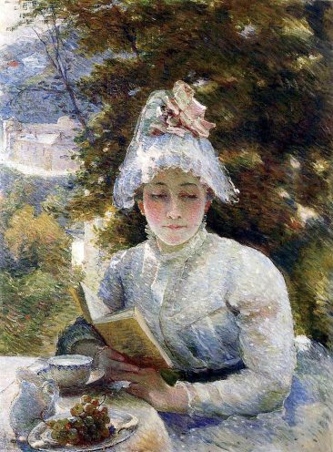 MARIE BRACQUEMOND, ONE OF THE THREE PREMIER FRENCH FEMALE IMPRESSIONIST PAINTERS