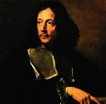 GIOVANNI PIETRO BELLORI, FAMOUS ITALIAN PAINTER AND BIOGRAPHER OF ARTISTS DURING THE 17TH CENTURY