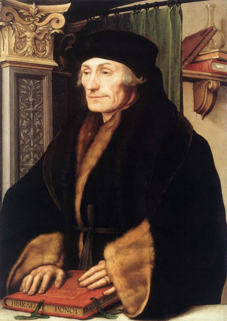 A GREAT PORTRAITIST OF THE 16TH CENTURY NORTHERN RENAISSANCE – HANS HOLBEIN THE YOUNGER