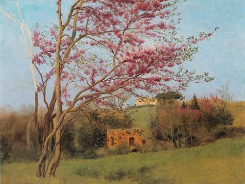 John William Godward Painting