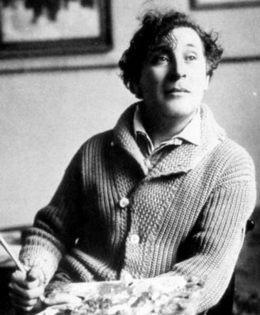 THE LAST PIONEER OF MODERN ART: THE WORKS OF MARC CHAGALL