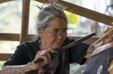Whang-od Oggay: The Last Mambabatok from the Philippines