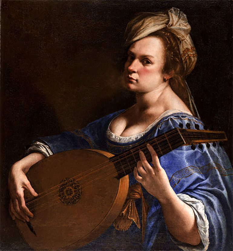 ARTEMISIA GENTILESCHI, AMONG THE MOST ACCOMPLISHED ITALIAN BAROQUE PAINTERS OF THE 17TH CENTURY