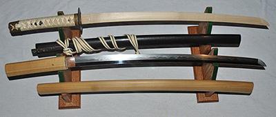 Japanese (samurai) katana