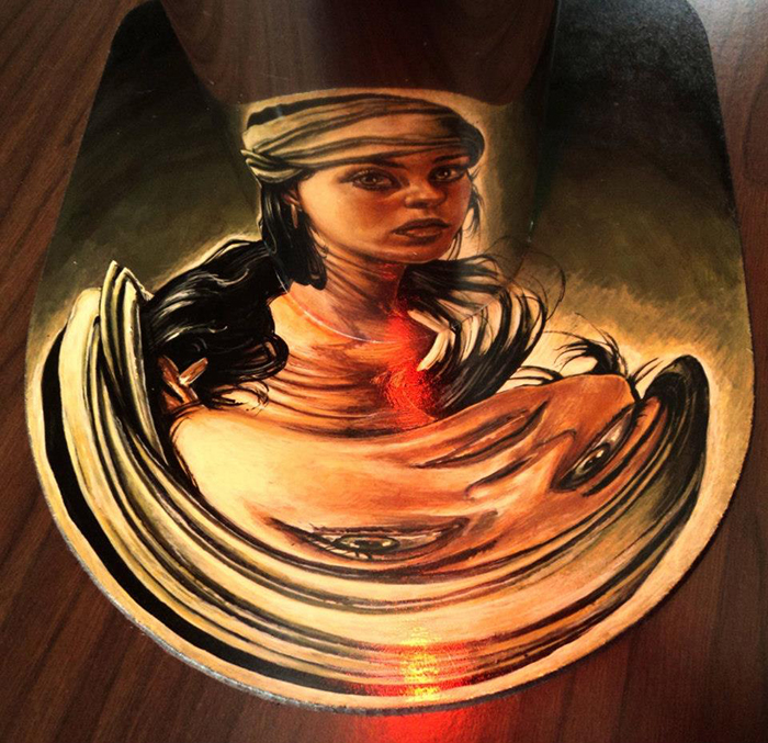 Discovering the World of Anamorphic Images