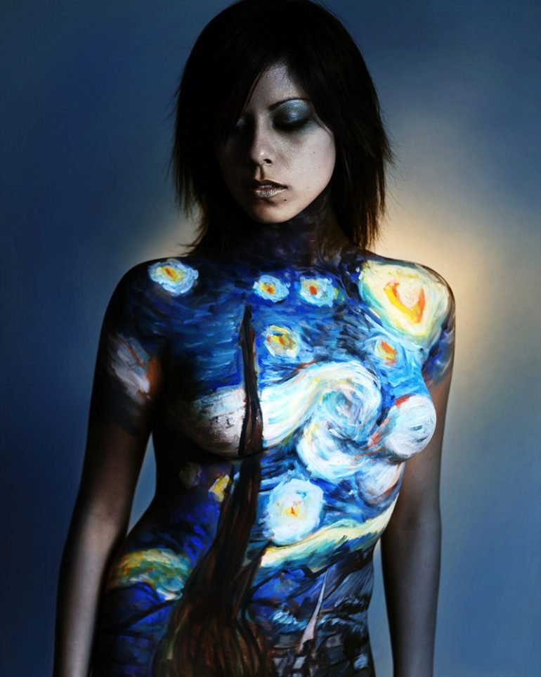 Understanding the History and Significance of Body Painting as an Art