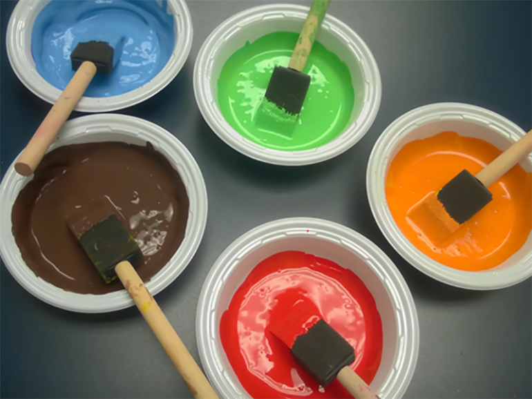 Paint and Pigments: A History Filled With Color