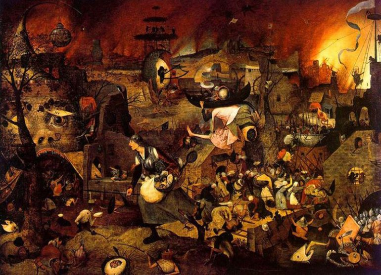 Horrors and Nightmares, Hellscapes and Macabre Art