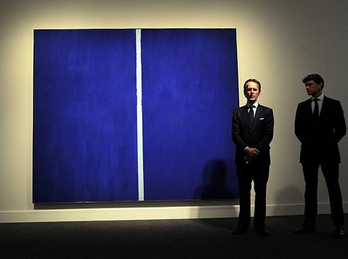 expensive art