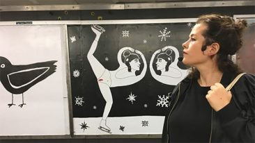 The Art is Disgusting: Stockholm Commuters Disgusted by Public Menstruation Art Exhibit
