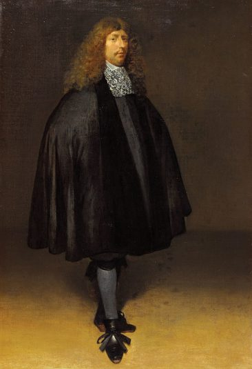GERARD​ ​TER​ ​BORCH:​ ​THE​ ​SIMPLISTIC​ ​DUTCH​ ​MASTER