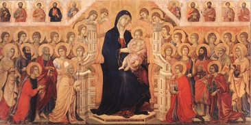 ITALIAN GOTHIC: THE SIENESE SCHOOL OF ART