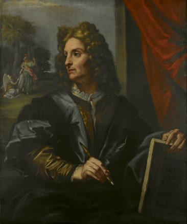 CARLO MARATTA: OLD MASTER BAROQUE PORTRAITIST AND PAINTER