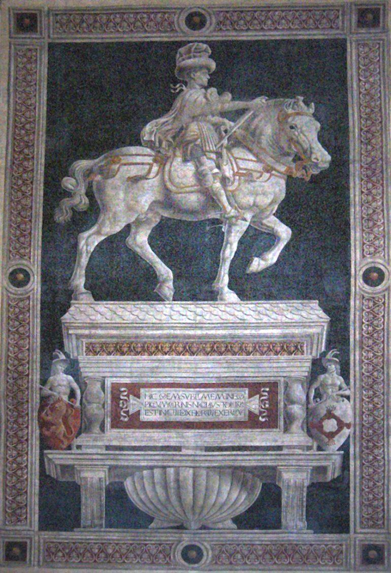 ANDREA DEL CASTAGNO: 15TH-CENTURY FLORENTINE OLD MASTER