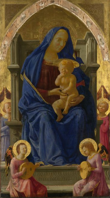 TOMMASO MASACCIO: 15TH-CENTURY RENAISSANCE PAINTER