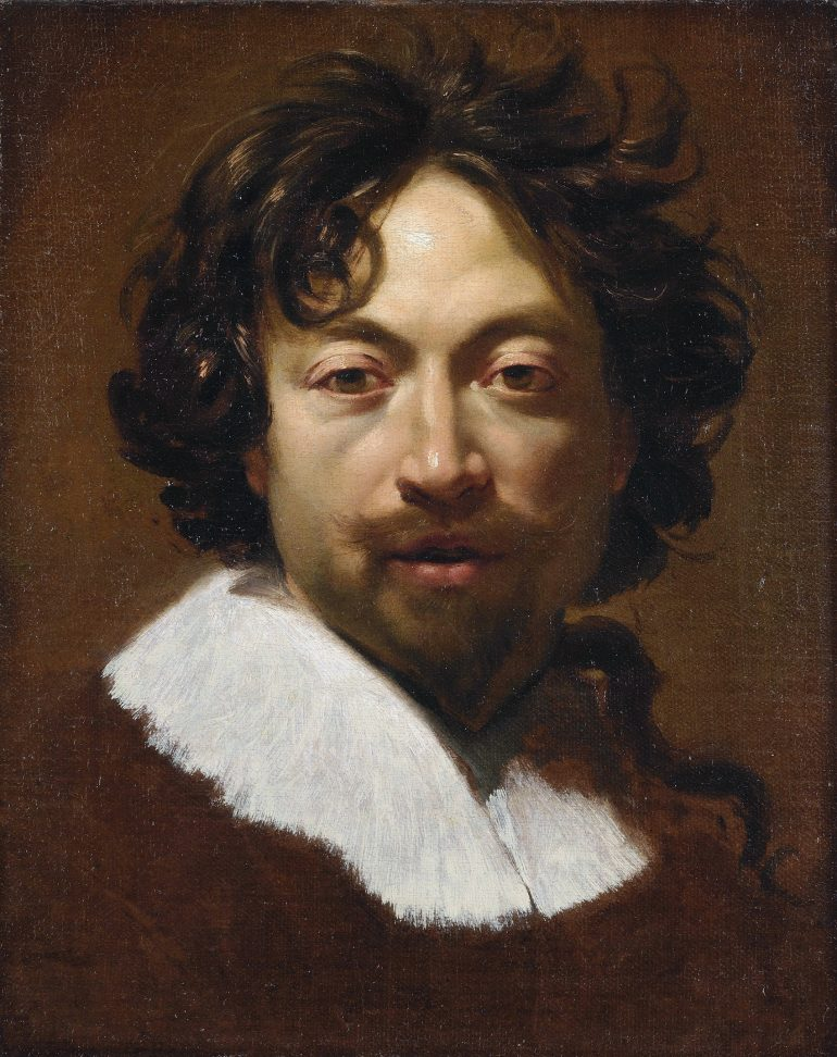 SIMON VOUET: FRENCH BAROQUE ARTIST TO THE KING OF FRANCE